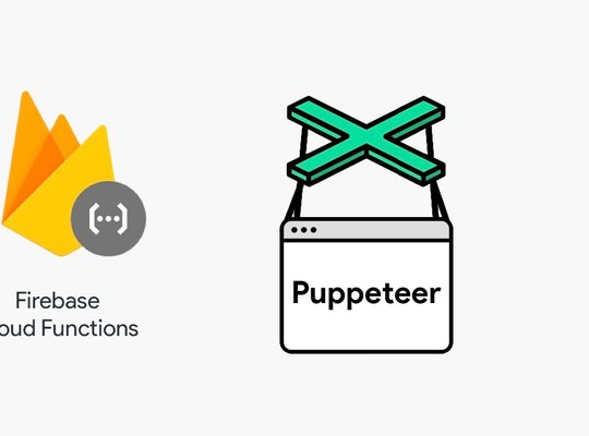 Firebase cloud function puppeteer